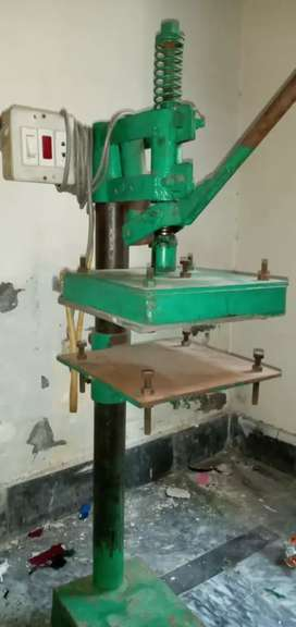 Heat press machine for sale. You can seal every type of jars.