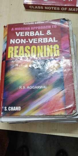 R.s Aggarwal reasoning