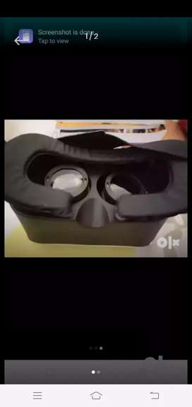 VR Box only one month old