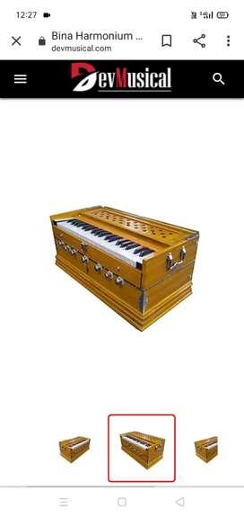 Bina Harmonium no. 12