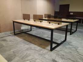 Office Workstation Unit for 6 Persons or 4 Persons
