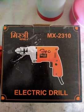 Drill machine mistri company