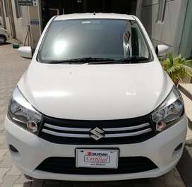 Suzuki Cultus ... Get On Easy Installment