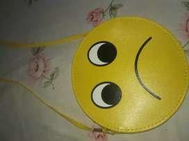 Emoji side bag