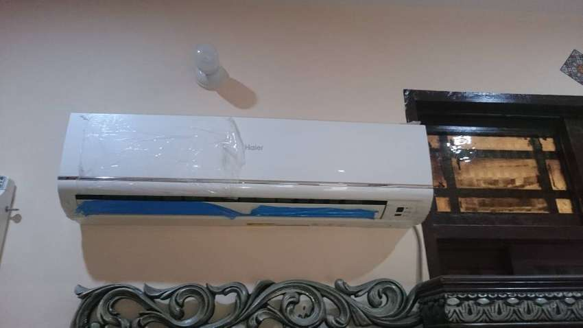 Haier 1.5 Ton Slightly Used AC Almost new Going Cheap 0