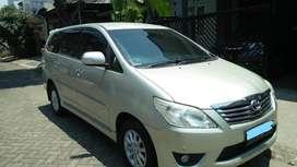 Toyota Innova V Diesel automatic 2013