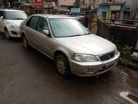 15 y old Honda city