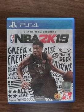 kaset bd ps 4 NBA