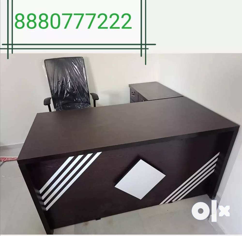 New L shape office Table 5x5