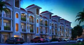 1Bhk | flat for sale | Affordable price| Mohali | RERA REG|ON HIGHWAY
