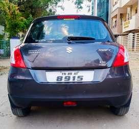 Maruti Suzuki Swift ZXI, 2015, Diesel