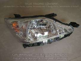 TOYOTA INNOVA HEAD LIGHT & TAIL LIGHT