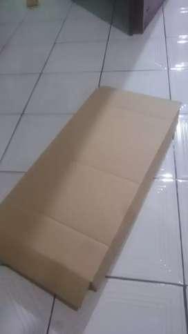 Karton box sendal dan sepatu