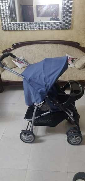 Baby Pram (Band Graco)
