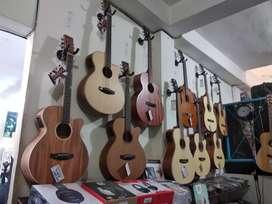 Bisa Cash Atau Kredit Gitar dan alat music lainnya