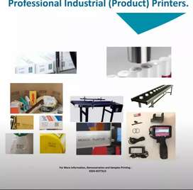 Online & Handheld Inkjet Printer, Batch Printing, Price & Date Coding