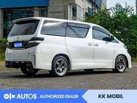 [OLX Autos] 2013 Vellfire GS Premium 2.4 AT Putih Surabaya #KK Mobil
