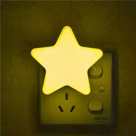 Night Lights Star Wall Lamp Home Decoration for Children room