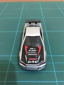 Hotwheels Nissan GTR R34