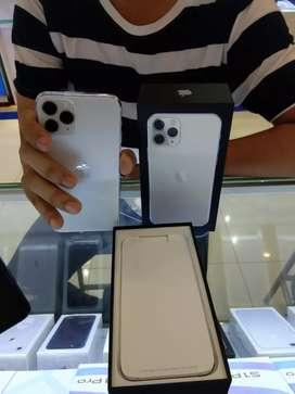 Iphone 11 pro max 256 gb inter bisa di cash & kredit free 1x di Qstore