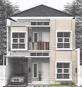 Rumah Kost 2 lantai 7KT/7KM