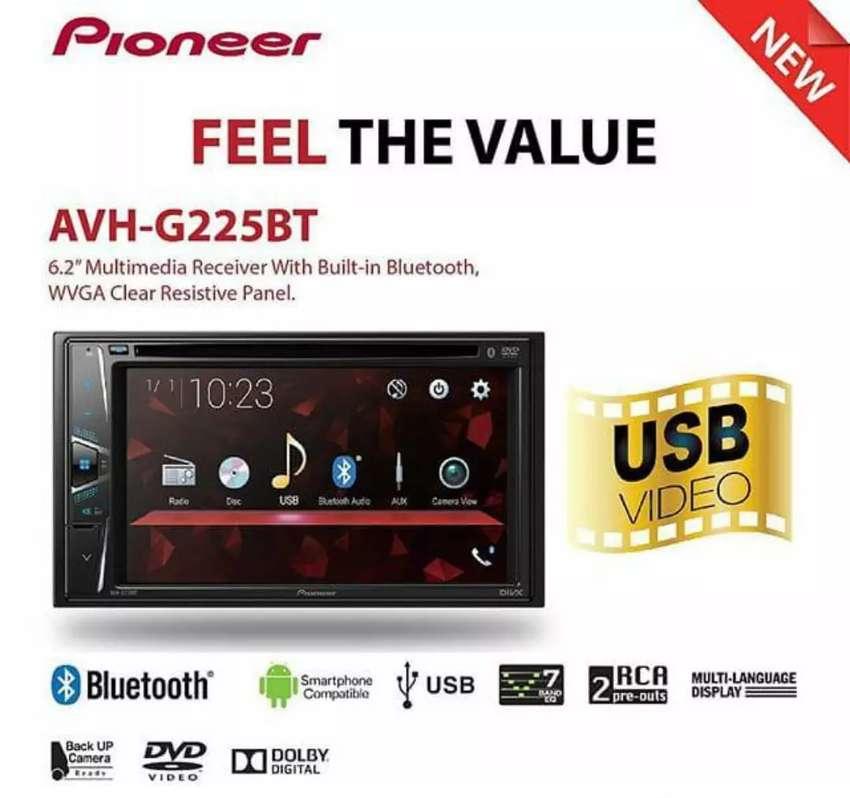 Pioneer AVH G225BT [ DF Car Audio] 0