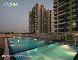 1 BHK Apartment in Wagholi at ₹ 30.50 Lakhs all incl, Vascon Citron