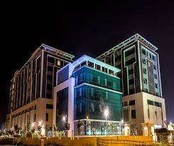 Chip & Best price office space in Developing City Newtown AA-II
