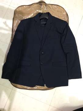 Dark navy blue Blazer and trouser