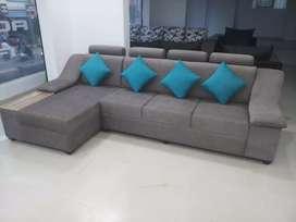 Sofa set available 18000..