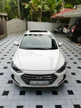 Hyundai Elantra 2.0 SX Optional Automatic, 2016, Diesel