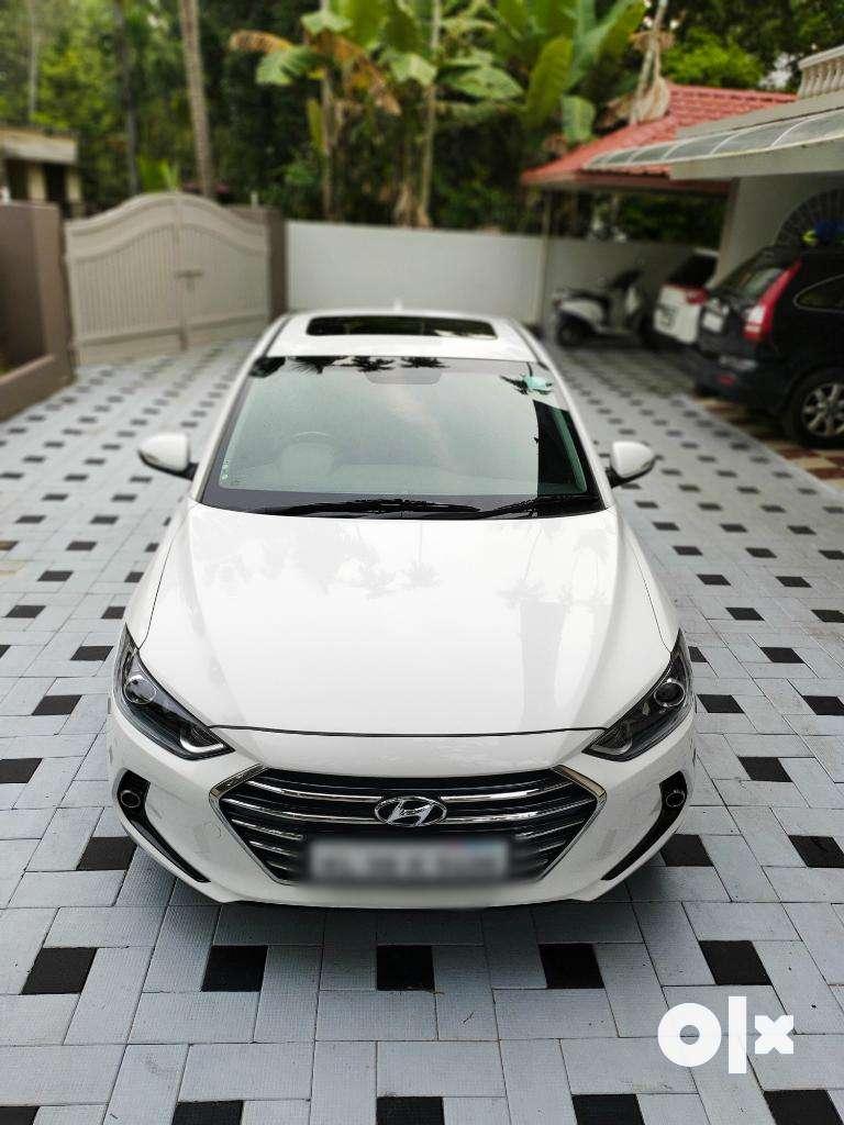 Hyundai Elantra 2.0 SX Optional Automatic, 2016, Diesel 0