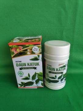 Herbal ekstrak daun katuk