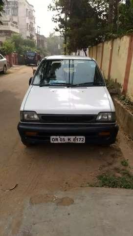Maruti Suzuki 800 5-Speed for sale!!