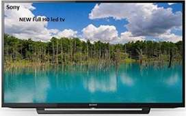 """Sony panel big branded 40"""" Android sealed packed full hd led tv"""