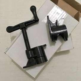 Clamp klem penjepit kayu pipa tebal heavy duty
