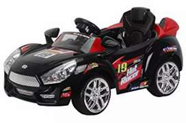 Battery operated car for kidz