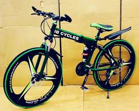 NEW FOLDING CYCLE 21 GEARS MAC WHEEL AVAILABLE