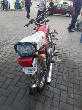 Hi speed motorcycle 2018 model  best condition