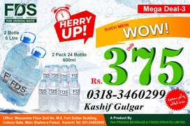 Mega Mineral Water Deal,, FREE HOME DELIVERY