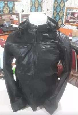 Jaket kulit100% asli garut