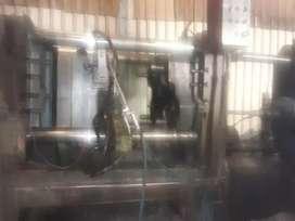 250Ton diecasting machine