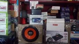 Paket Lengkap Audio Mobil+Psang