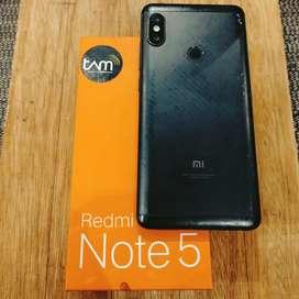 Redmi Note 5 Ram 3/32GB