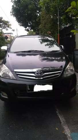 Toyota inova G matic bensin