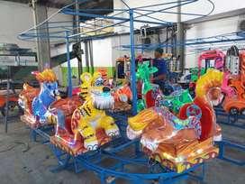 odong kereta panggung aniaml fiber Kuda jinak harga Promo ADD