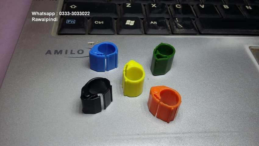 Pigeon Rings Special Quality (RFID withput Chip) 0