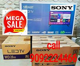"""32"""" New Sony Bravia LED TV 50% Stock Clearance Offered Sale .."""