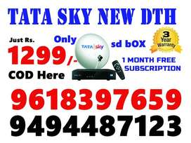 BEST OFFER OF TATASKY FOR SEPTEMBER