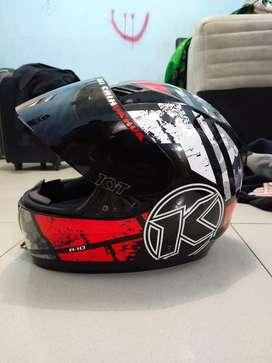 Helm kyt r10 Full face